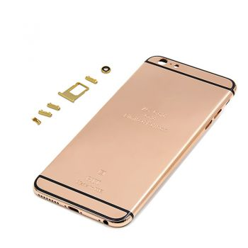 iPhone 6 6s plus 18k rose gold housing limited edition