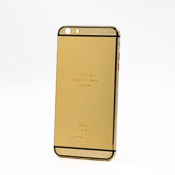 iPhone 6 24kt gold housing limited edition with diamonds