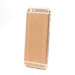 iPhone 6s rose gold housing completed diamond