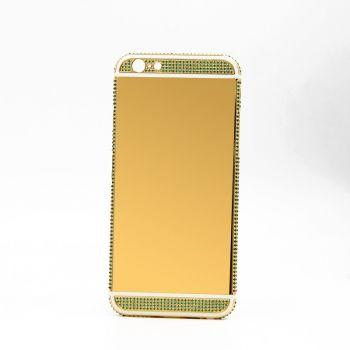 Luxury custom iphone 6s plus colorful diamond back housing