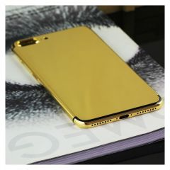 24kt gold iphone 7 plus bezel